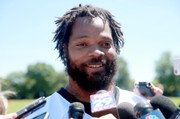 Will Eagles' Michael Bennett kneel for national anthem? What does he think of Donald Trump's comments?