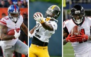 Giants' Odell Beckham, Steelers' Antonio Brown or Falcons' Julio Jones? Ranking the NFL's best wide receivers