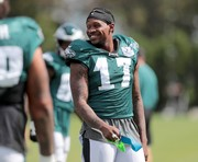 Here's one way Eagles have benefitted from Alshon Jeffery's absence