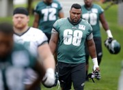 Eagles roster moves: Josh Andrews is back | Taking a look at the 10 players on the practice squad