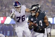 Eagles' Kamu Grugier-Hill making the most of expanded role on defense