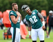 Eagles roster moves: Richard Rodgers activated, Josh Perkins placed on injured reserve | What the moves mean for the offense