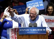 Bernie Sanders' campaign blasts DNC chair for 'throwing shade'