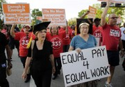 Do we need laws mandating equal pay for men and women?
