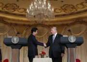 Trump, Abe fail to agree on tariff exemption; US, Japan developing 'fair and reciprocal' deal