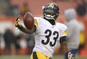 Steelers re-sign Fitzgerald Toussaint
