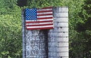 Rural tribute to 9/11 lives on in scenic N.J. photograph