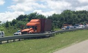 Tractor-trailer driver dead after I-78 crash in Warren County