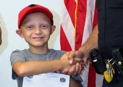Meet hero boy, 8, who saved brother choking on a quarter