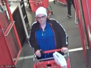 Do you know her? Cops say she went on shopping spree with stolen cards