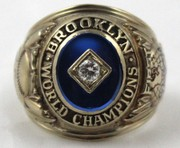 How to get your mitts on a legendary Brooklyn Dodgers World Series championship ring