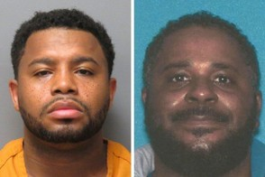 Brian Y. Ambroise, 33, and Ronald Coleman, 39, were indicted Thursday, Sept. 13, 2018 on charges related to sexual abuse allegations at the state's women's prison. (Hunterdon County Prosecutor)