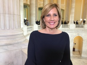 U.S. Rep. Claudia Tenney, R-New Hartford, faces Democrat Anthony Brindisi in the November election.