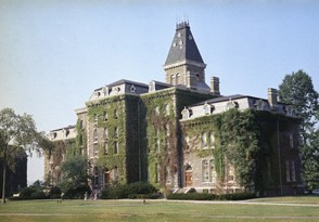 A view of McGraw Hall on the campus of Cornell University is pictured in this AP file photo.