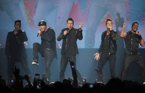 "The New Kids On The Block brought ""The Total Package Tour"" to the PPL Center in Allentown on July 5, 2017. Supporting acts included Paula Abdul and Boyz II Men."