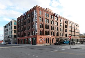 The Labatt House, 79 Perry St. in Buffalo's Cobblestone District, is home to the Labatt Brew House, an 'innovation' brewery and tap room, and the Draft Room, a full service bar and restaurant.