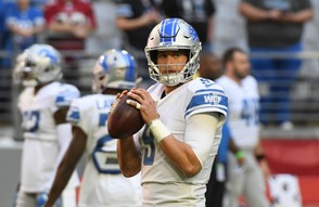 Detroit Lions quarterback Matthew Stafford has thrown 18 touchdowns and 11 interceptions and will bring his 5-8 Lions to Buffalo Sunday to play the Bills.