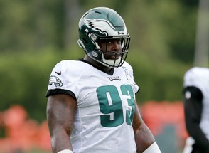 Eagles defensive tackle Timmy Jernigan was activated off the NFI list on Tuesday.