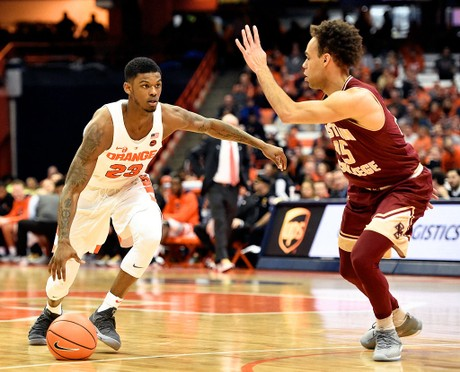 Best And Worst From Syracuse Basketball Win Vs Boston College