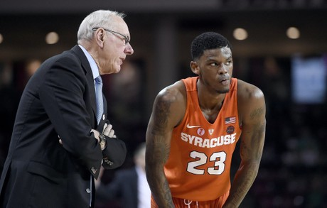 Bubble Watch Syracuse Basketball Vs Clemson That S The Big Game Of