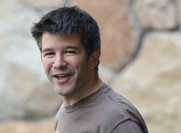 Uber bosses open a route to cash in shares worth billions
