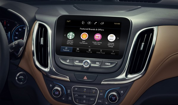 GM's Marketplace adds shopping features to your car's infotainment system