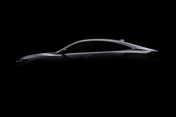 Honda Revives Insight Nameplate For Handsome Civic-Based Hybrid Sedan