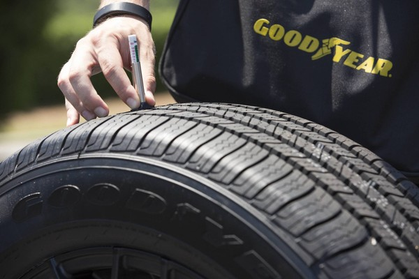 FILE --(AP Images for Goodyear)
