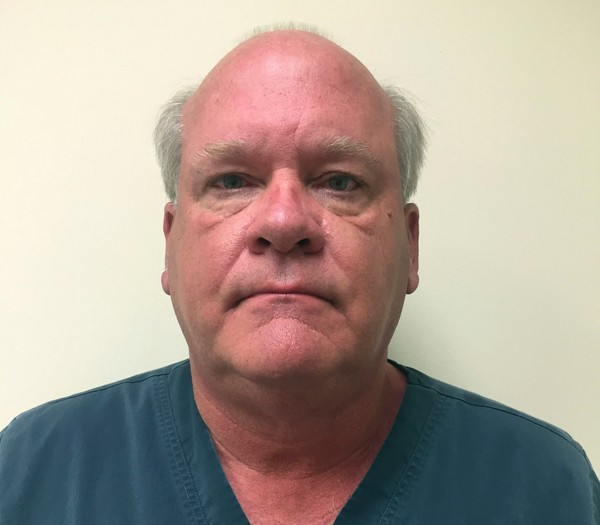 In this image provided by the Conway (Ark.) Police Department, Robert Rook is seen in this June 3, 2016, photo.