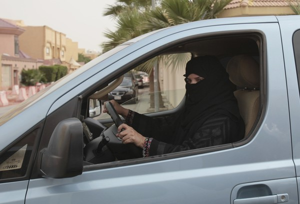 Ford 'welcomes' Saudi women to driver's seat in new ad