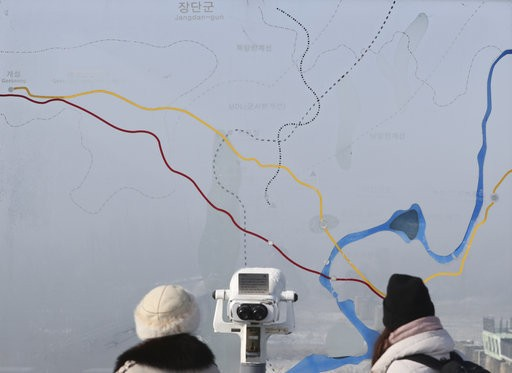 Seoul: Another North Korean Soldier Defects to South