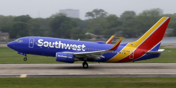 Southwest Boeing 737 engine failure