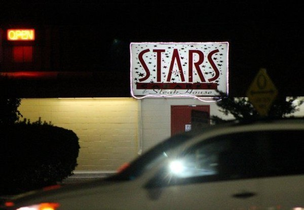 Stars Cabaret in Beaverton in 2013.