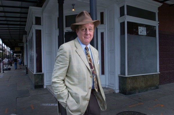 Harry Anderson has opened a magic club at the corner of Decatur and Esplanade. June 27, 2005