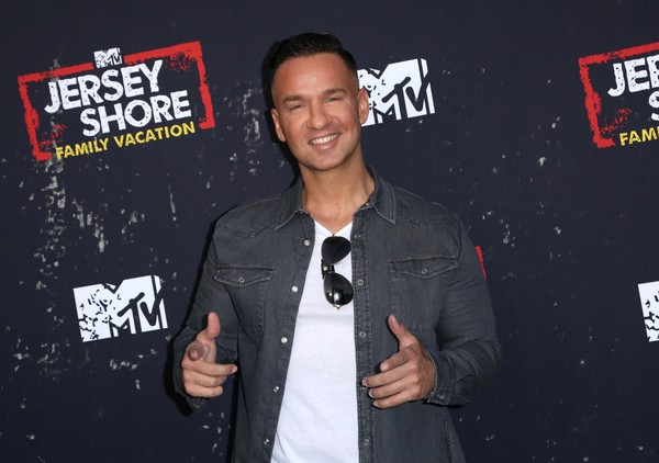 "Mike ""The Situation"" Sorrentino arrives at the LA Premiere of ""Jersey Shore Family Vacation"" on Thursday, March 29, 2018, in Los Angeles. (Photo by Willy Sanjuan/Invision/AP)"