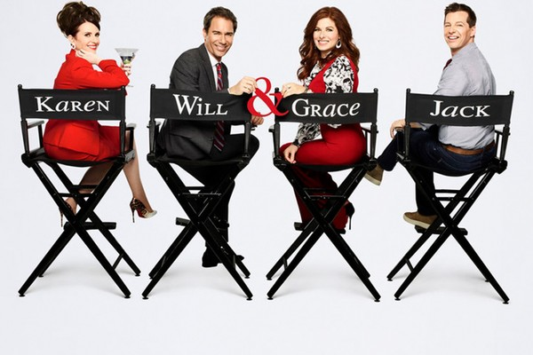 """Will and Grace"" is back on NBC Thursdays."