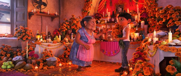 Image result for coco oscar 2018