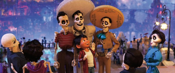 An image from Pixar's animated film 'Coco.' (Disney/Pixar)