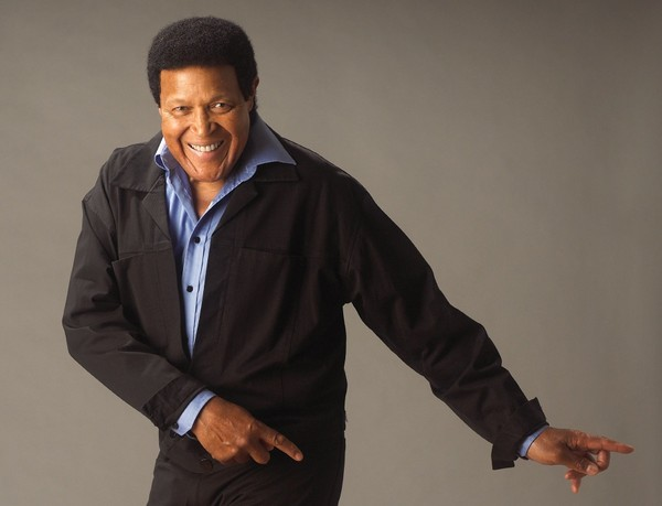 Chubby checker in branson icons theater