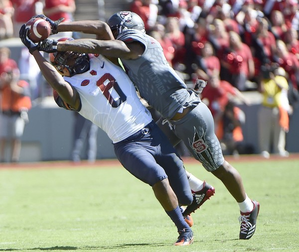 NC State beats Syracuse for fourth straight win