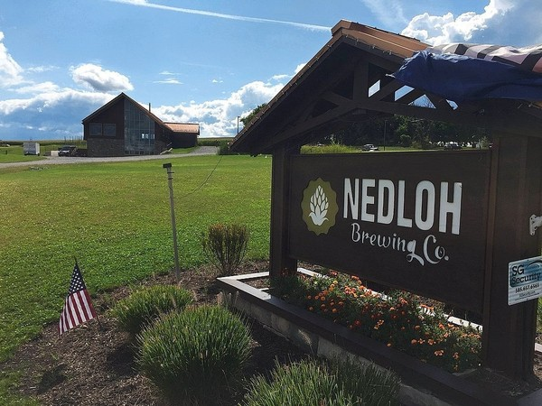 Nedloh Brewing Co. in Bloomfield, N.Y. won a bronze medal at the 2017 Great American Beer Fest for its 5 & 20 IPA in the American-Belgo category. Nedloh is on Routes 5 &20 in Bloomfield, just west of Canandaigua.(Don Cazentre)