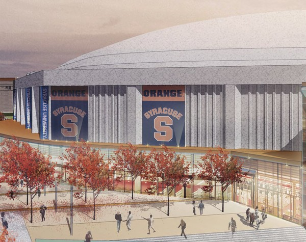 With the Carrier Dome renovations still being determined, Syracuse.com/The Post-Standard looked at how other schools have paid for major facilities projects in recent years.