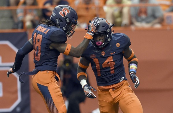 Syracuse safety Evan Foster is probable to play against Clemson.