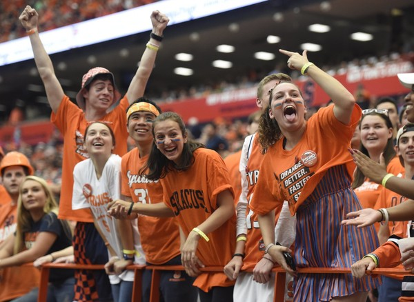 Syracuse has offered promotional ticket prices to select groups for Friday's game against Clemson, part of an effort to build up what should be its largest crowd of the season.