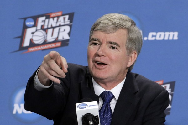 NCAA president Mark Emmert has formed a new commission to help clean up college basketball, but did he pick the right people?