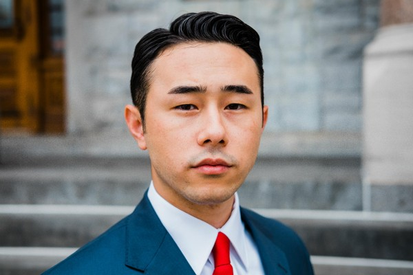 Nicholas Wan, 27, of Binghamton, has launched a Republican primary campaign against U.S. Rep. Claudia Tenney, R-New Hartford.