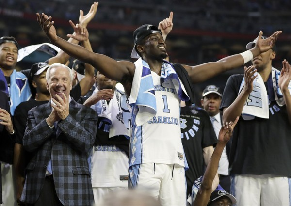 Just a few months after celebrating a national title, North Carolina received the NCAA's ruling regarding nearly a decade of sub-standard academic classes in the school's African-American studies department.