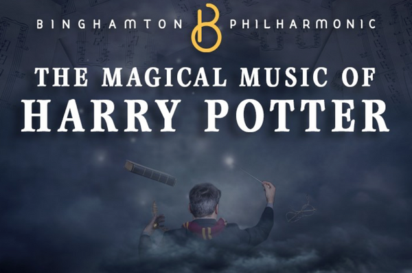 The sounds of Harry Potter come to Binghamton and Ithaca Oct. 27 and 28.