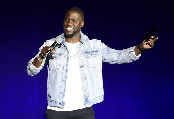 "Kevin Hart brings ""The Irresponsible Tour"" to Syracuse Sunday, March 11.)"