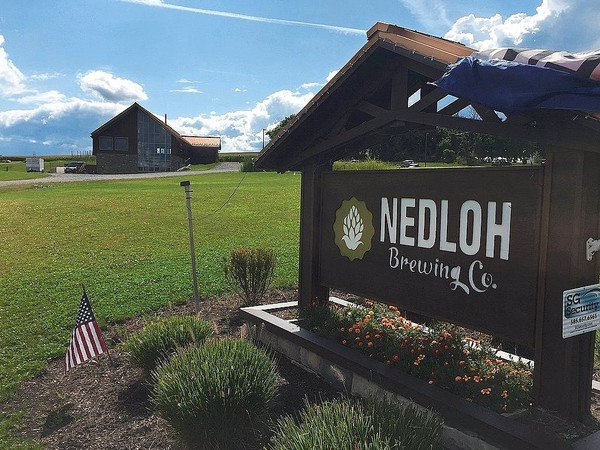 Nedloh Brewing Co. in Bloomfield, N.Y.(Don Cazentre)